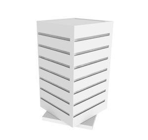 Litet snurrställ för disk/bord