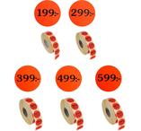 Etikett 199:-, 299:-, 399:-, 499:- och 599:-